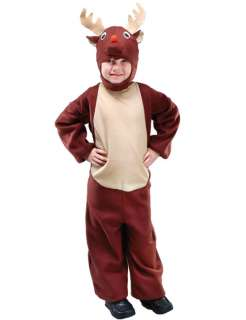 Child Christmas Reindeer Costume  Jokers Masquerade