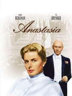 Anastasia (1956) Ingrid Bergman, Yul Brynner, Helen Hayes
