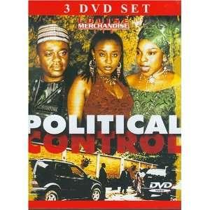 Control: Liz Benson; Ini Edo; Sola Fosudo; Paul Obasele; Rich Oganiru