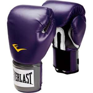 Everlast 2762 Pro Style Boxing Gloves   Orchid
