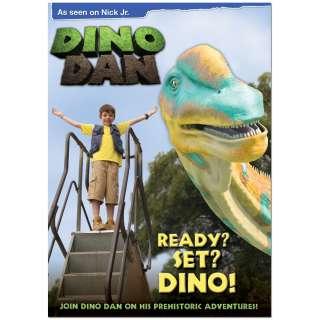 Dino Dan   Ready? Set? Dino! DVD  Shop the Ticketmaster Merchandise