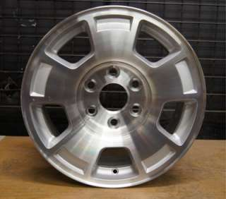 Chevy Silverado Suburban Tahoe Avalanche 17 Factory OEM Wheel Rim 07