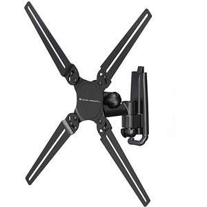Level TV Wall Mount Full Motion Mount Fits 10 32 TVs