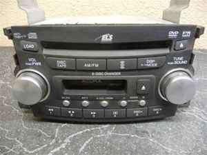 Acura Tl Cd Player Radio Oem Lkq Ebay