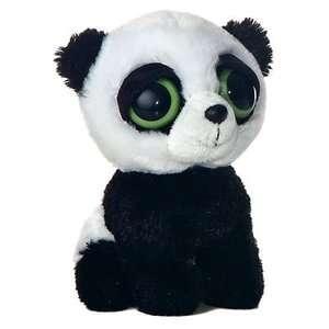 teddy bear plush stuffed animal 6 tiny cute big eyes cartoon NEW