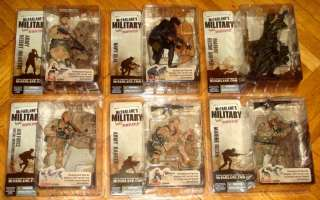 MCFARLANE MILITARY SERIES 1 REDEPLOYED MARINE RECON MIB