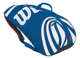 BLX TOUR SIX 6 pack tennis racquet racket bag NEW Authorized Dealer