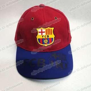 New Spain Team FCB Barcelona Football Club FC Soccer Hat Cap