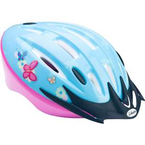Schwinn Girls Bicycle Helmet, Butterflies Bikes
