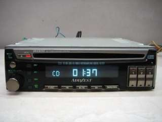 CLARION DRX9255 CAR CD STEREO PLAYER MX406 DRZ9255