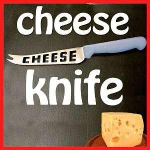 Cheese Knife Stainless Steel Cutlery Knives Word Cheese Slicer White