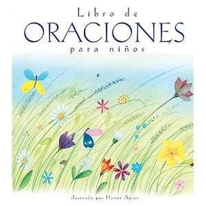 Libro de oraciones para ninos (Spanish Edition