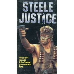 Steele Justice: Martin Kove, Sela Ward, Ronny Cox, Bernie
