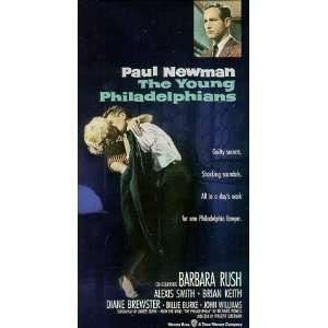 Paul Newman, Barbara Rush, Alexis Smith, Brian Keith, Diane Brewster