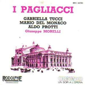 Gabriella Tucci, Mario Del Monaco, Aldo Protti, Antonio Pirino