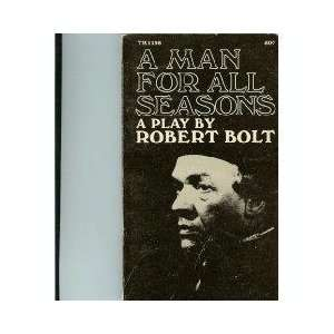 A Man For All Seasons Robert Bolt Books