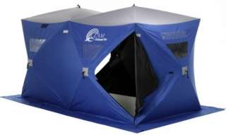 Clam Command Post (6 x 12 Hub) Ice Fishing Shelter House   8334