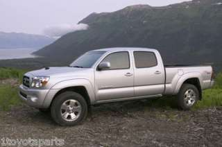 Tacoma 4 Dr double cab 2005   2012 Door Sill Protectors items in Riley