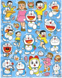 Doraemon Movie Sticker ~Nobita Gian Dorami D136