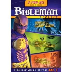 for All Bibleman Genesis Series Vol 1 Willie Aames Movies & TV