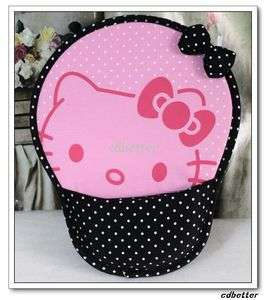 Hello Kitty Cute Bowknot Fabric Wrist Rest Protect Laptop Optical