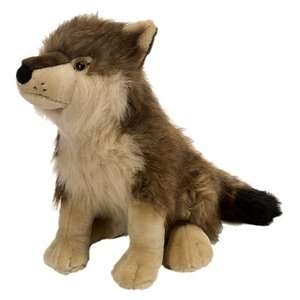 Wild Republic Wolf Plush Toy