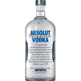 absolut vodka distribution channel