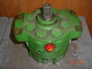 ORIGINAL 3010 4010 JOHN DEERE TRACTOR HYDRAULIC PUMP JD 5010 R32441R