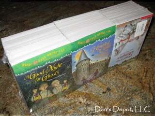 NEW★ Magic Tree House Series Collection/Set Books 1 42 by Mary