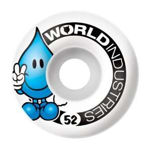 World Wet Willy Corporate 52mm, Set of 4 ( Wheels ): Home
