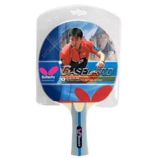 Butterfly Baselard Table Tennis Racket Game Room