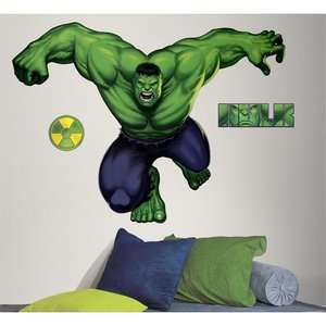 Room Mates Licensed Designs Hulk Giant Wall Decal Kids & Teen Rooms