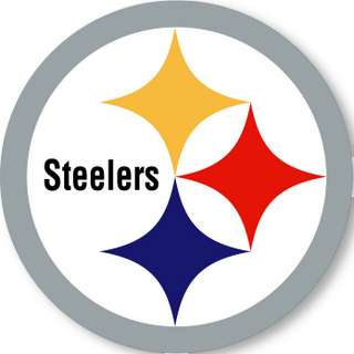 PITTSBURGH STEELERS  NFL Logo wall,window,sticker,decal