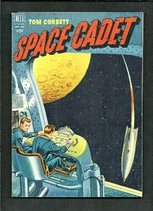 Tom Corbett   Space Cadet #1 * (Dell Four Color) #378 * FN+ Free
