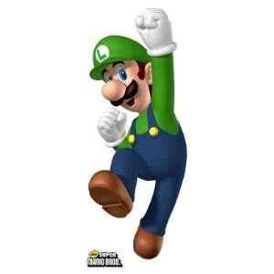158026 Super Mario Bros. Luigi Standup