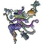 kirks folly divine diva witch pin pendan t hand enameled $ 69 95 time