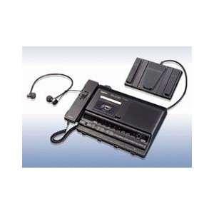 Analog Micro Cassette Recorder/Transcriber Model TRC6400