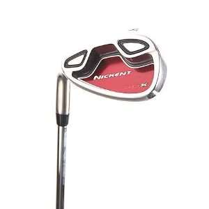 New Nickent 3DX Red Sand Wedge 56* LH