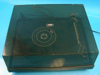 BIC Turntable Record Player Multiple Play Manual Turntable DJ Music
