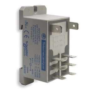 SCHNEIDER ELECTRIC RPF2AF7 Relay,2N/O Contacts,30A,120VAC