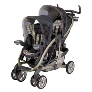 Graco Quattro Tour Duo Baby Stroller & SnugRide 35 Twin Travel System